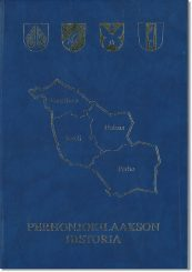 Perhonjokilaakson historia 20 €